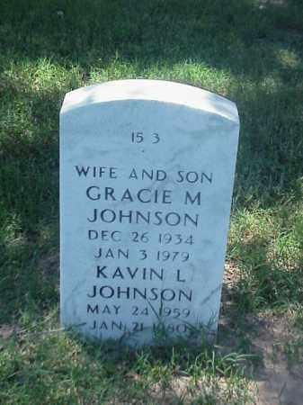 JOHNSON, KAVIN L. - Pulaski County, Arkansas | KAVIN L. JOHNSON - Arkansas Gravestone Photos