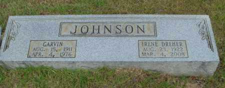 JOHNSON, GARVIN - Pulaski County, Arkansas   GARVIN JOHNSON - Arkansas Gravestone Photos