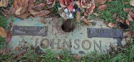 JOHNSON, VELMA M - Pulaski County, Arkansas | VELMA M JOHNSON - Arkansas Gravestone Photos