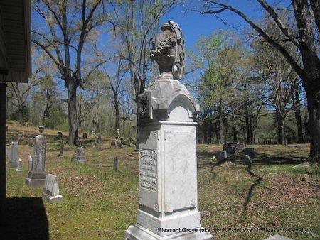 JOHNSON, JOHN BELL (OVERVIEW) - Pulaski County, Arkansas | JOHN BELL (OVERVIEW) JOHNSON - Arkansas Gravestone Photos