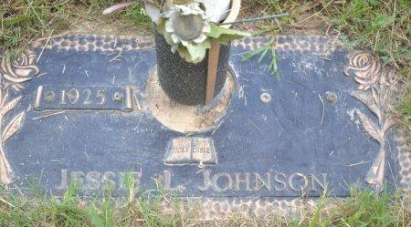 JOHNSON, JESSIE L - Pulaski County, Arkansas   JESSIE L JOHNSON - Arkansas Gravestone Photos