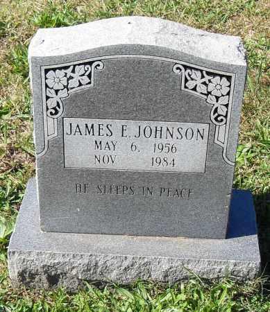 JOHNSON, JAMES E - Pulaski County, Arkansas   JAMES E JOHNSON - Arkansas Gravestone Photos