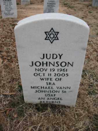 JOHNSON, JUDY - Pulaski County, Arkansas | JUDY JOHNSON - Arkansas Gravestone Photos