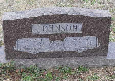 JOHNSON, ARIZONA - Pulaski County, Arkansas | ARIZONA JOHNSON - Arkansas Gravestone Photos