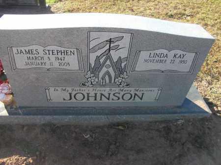 JOHNSON, JAMES STEPHEN - Pulaski County, Arkansas | JAMES STEPHEN JOHNSON - Arkansas Gravestone Photos