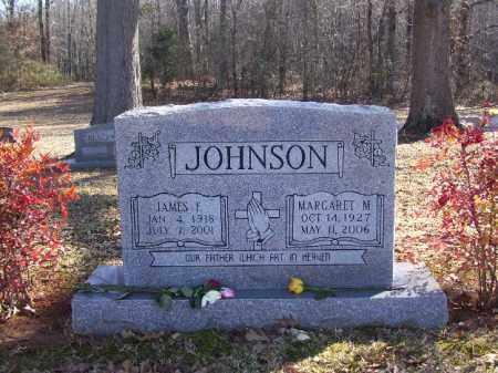 JOHNSON, MARGARET M - Pulaski County, Arkansas | MARGARET M JOHNSON - Arkansas Gravestone Photos