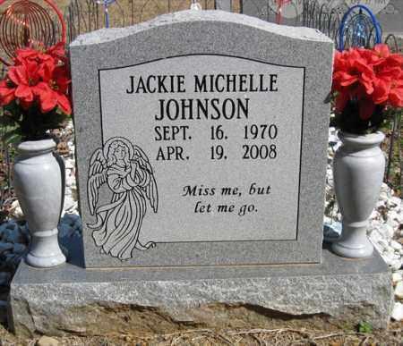 JOHNSON, JACKIE MICHELLE - Pulaski County, Arkansas | JACKIE MICHELLE JOHNSON - Arkansas Gravestone Photos