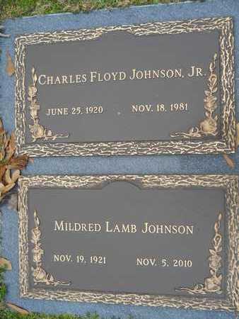 JOHNSON, MILDRED - Pulaski County, Arkansas   MILDRED JOHNSON - Arkansas Gravestone Photos