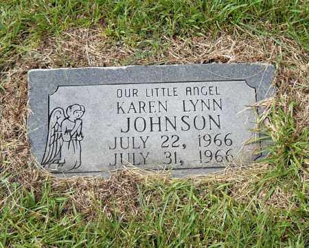 JOHNSON, KAREN LYNN - Pulaski County, Arkansas | KAREN LYNN JOHNSON - Arkansas Gravestone Photos