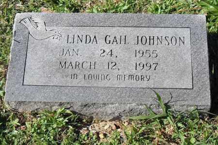 JOHNSON, LINDA GAIL - Pulaski County, Arkansas | LINDA GAIL JOHNSON - Arkansas Gravestone Photos