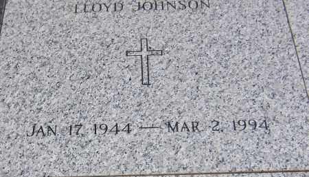 JOHNSON, LLOYD - Pulaski County, Arkansas | LLOYD JOHNSON - Arkansas Gravestone Photos