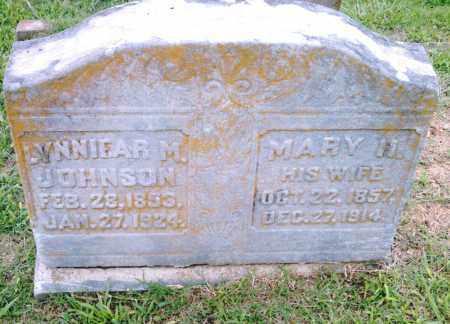 JOHNSON, MARY H. - Pulaski County, Arkansas | MARY H. JOHNSON - Arkansas Gravestone Photos