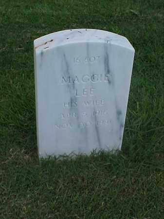 JOHNSON, MAGGIE LEE - Pulaski County, Arkansas | MAGGIE LEE JOHNSON - Arkansas Gravestone Photos