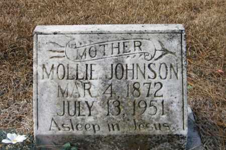 JOHNSON, MOLLIE - Pulaski County, Arkansas | MOLLIE JOHNSON - Arkansas Gravestone Photos