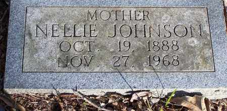 JOHNSON, NELLIE - Pulaski County, Arkansas | NELLIE JOHNSON - Arkansas Gravestone Photos