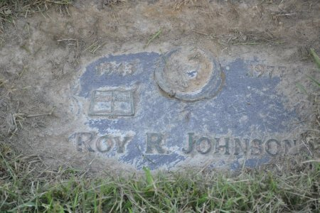 JOHNSON, ROY R - Pulaski County, Arkansas | ROY R JOHNSON - Arkansas Gravestone Photos