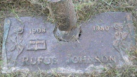 JOHNSON, RUFUS - Pulaski County, Arkansas   RUFUS JOHNSON - Arkansas Gravestone Photos