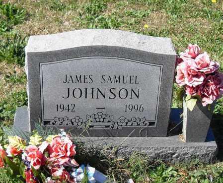JOHNSON, SAMUEL JAMES - Pulaski County, Arkansas   SAMUEL JAMES JOHNSON - Arkansas Gravestone Photos