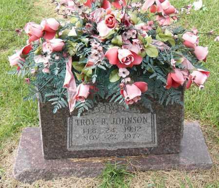 JOHNSON, TROY R. - Pulaski County, Arkansas   TROY R. JOHNSON - Arkansas Gravestone Photos