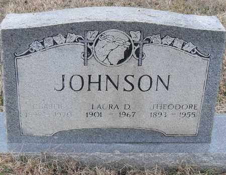 JOHNSON, THEODORE - Pulaski County, Arkansas | THEODORE JOHNSON - Arkansas Gravestone Photos