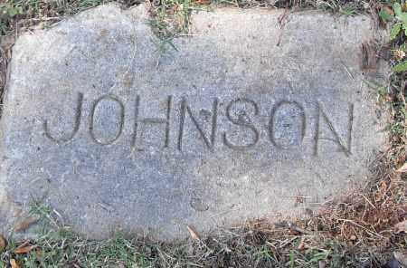 JOHNSON, UNKNOWN - Pulaski County, Arkansas   UNKNOWN JOHNSON - Arkansas Gravestone Photos