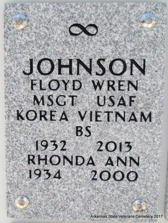 JOHNSON, RHONDA ANN - Pulaski County, Arkansas   RHONDA ANN JOHNSON - Arkansas Gravestone Photos