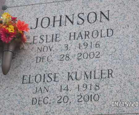JOHNSON, ELOISE (OBIT) - Pulaski County, Arkansas | ELOISE (OBIT) JOHNSON - Arkansas Gravestone Photos