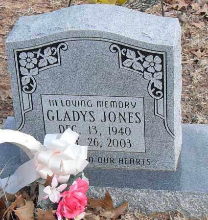 JONES, GLADYS - Pulaski County, Arkansas   GLADYS JONES - Arkansas Gravestone Photos
