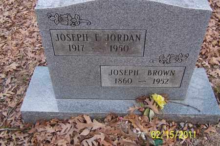 BROWN, JOSEPH - Pulaski County, Arkansas   JOSEPH BROWN - Arkansas Gravestone Photos