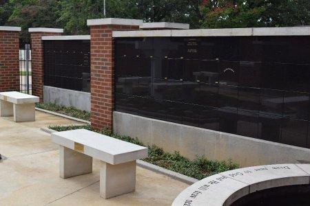 *LAKEWOOD UMC COLUMBERIUM, . - Pulaski County, Arkansas | . *LAKEWOOD UMC COLUMBERIUM - Arkansas Gravestone Photos
