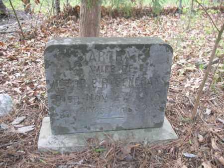 ROSENCRANS, MARTHA R. - Pulaski County, Arkansas | MARTHA R. ROSENCRANS - Arkansas Gravestone Photos