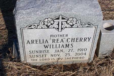 WILLIAMS, ARELIA - Pulaski County, Arkansas | ARELIA WILLIAMS - Arkansas Gravestone Photos
