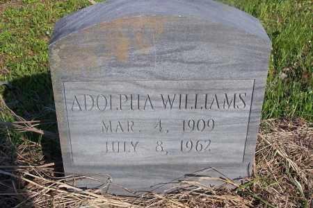 WILLIAMS, ADOLPHA - Pulaski County, Arkansas | ADOLPHA WILLIAMS - Arkansas Gravestone Photos