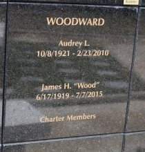 WOODWARD, JAMES H - Pulaski County, Arkansas | JAMES H WOODWARD - Arkansas Gravestone Photos