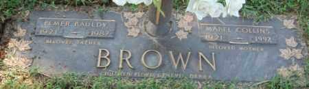 BROWN, MABEL - Randolph County, Arkansas | MABEL BROWN - Arkansas Gravestone Photos
