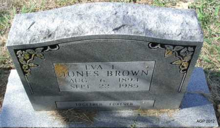 BROWN, EVA - Randolph County, Arkansas | EVA BROWN - Arkansas Gravestone Photos