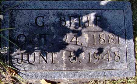 BROWN, GERTIE BELLE - Randolph County, Arkansas   GERTIE BELLE BROWN - Arkansas Gravestone Photos