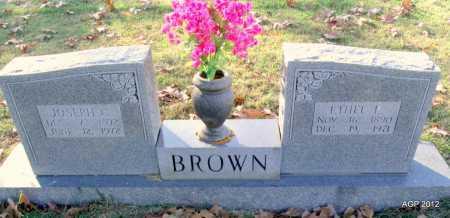 BROWN, ETHEL ELIZABETH - Randolph County, Arkansas | ETHEL ELIZABETH BROWN - Arkansas Gravestone Photos