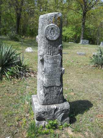 BROWN, L D - Randolph County, Arkansas | L D BROWN - Arkansas Gravestone Photos