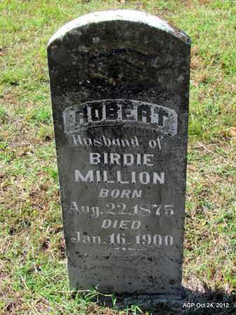 BROWN, ROBERT - Randolph County, Arkansas | ROBERT BROWN - Arkansas Gravestone Photos