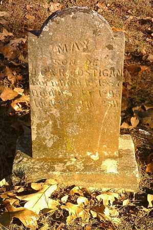 COSTIGAN, MAY - Randolph County, Arkansas | MAY COSTIGAN - Arkansas Gravestone Photos