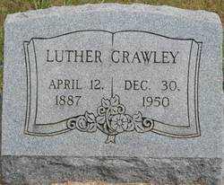 CRAWLEY, ROBERT LUTHER - Randolph County, Arkansas | ROBERT LUTHER CRAWLEY - Arkansas Gravestone Photos
