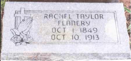 TAYLOR FLANERY, RACHEL - Randolph County, Arkansas | RACHEL TAYLOR FLANERY - Arkansas Gravestone Photos