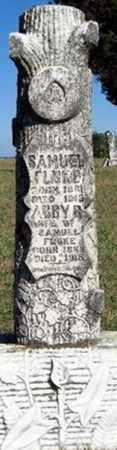 FLUKE, INFANT SON - Randolph County, Arkansas | INFANT SON FLUKE - Arkansas Gravestone Photos