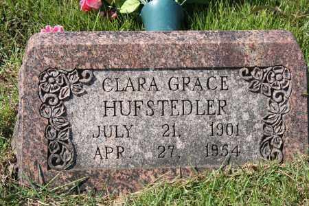 HUFSTEDLER, CLARA GRACE - Randolph County, Arkansas | CLARA GRACE HUFSTEDLER - Arkansas Gravestone Photos