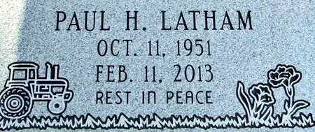 LATHAM, PAUL HENRY - Randolph County, Arkansas | PAUL HENRY LATHAM - Arkansas Gravestone Photos