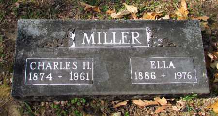 MILLER, CHARLES H - Randolph County, Arkansas | CHARLES H MILLER - Arkansas Gravestone Photos
