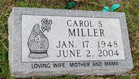 MILLER, CAROL S - Randolph County, Arkansas | CAROL S MILLER - Arkansas Gravestone Photos