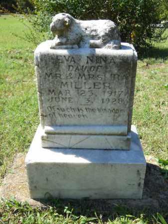 MILLER, EVA NENA - Randolph County, Arkansas   EVA NENA MILLER - Arkansas Gravestone Photos
