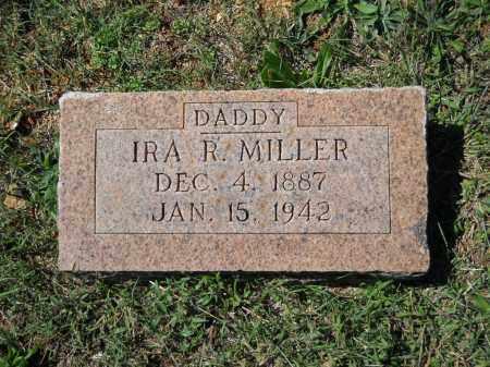 MILLER, IRA R - Randolph County, Arkansas | IRA R MILLER - Arkansas Gravestone Photos